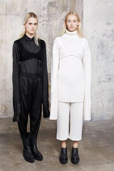 MM6 Maison Margiela Fall 2015 Ready-to-Wear - Collection - Gallery - Style.com
