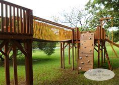 casinha de brincar - Double Playground