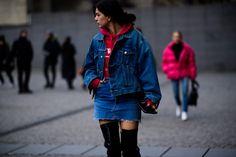 Le 21ème / Before Vetements | Paris  // #Fashion, #FashionBlog, #FashionBlogger, #Ootd, #OutfitOfTheDay, #StreetStyle, #Style