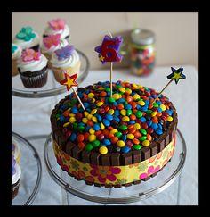 My KitKat Cake