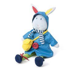 Oxybul a créé Léandre le lapin d'activités pour que les petites mains apprennent…