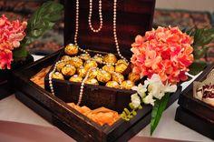 Hantaran. Gifts for fiance #engagement #chocolate #ferrerorocher