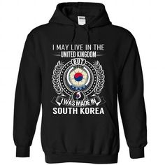 I May Live in the UK But I Was Made in South Korea (V6) - #best friend shirt #cheap sweater. LOWEST SHIPPING => https://www.sunfrog.com/States/I-May-Live-in-the-UK-But-I-Was-Made-in-South-Korea-V6-ranzxyedzz-Black-Hoodie.html?68278