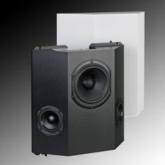OnWall Bronze Surround Surround Speakers, In Wall Speakers, Built In Speakers, Speaker Building, Loudspeaker, Fujifilm Instax Mini, Bronze, Speakers
