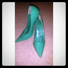 I just discovered this while shopping on Poshmark: Brand New Charlotte Russe pumps. Check it out!  Size: 6