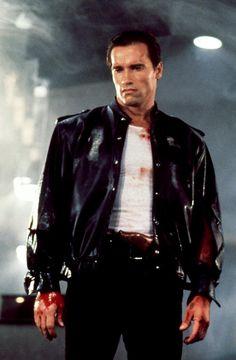 RAW DEAL, Arnold Schwarzenegger, 1986