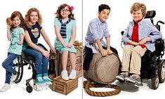 Tommy Hilfiger's collection of 'adaptive clothing' designed for children with special needs | Daily Mail Online
