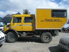 Travelmog camper