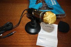 Cognitio Melphicta                : Tonor HI-FI Microfono Dinamico a condensatore vend...