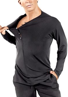 M&J Champion Wear Mens Button-up Latin Shirt 3981| Dancesport Fashion @ DanceShopper.com