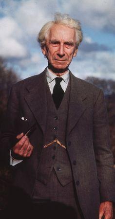 Bertrand Russell  By Dr. Adolfo Vásquez Rocca Filosofía