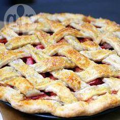 Lauren\'s peach pie | Barbie\'s Dream Deck | Pinterest | Peach, Pies ...