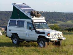 toyota pop up camper - Buscar con Google