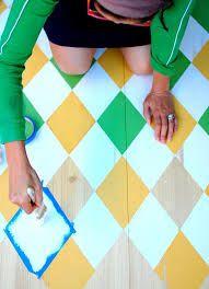 Dicas Para Pintar Chão | Imóveis