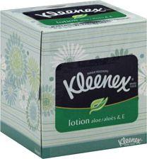 Kleenex Facial Tissues Lotion Aloe And E   $2.39