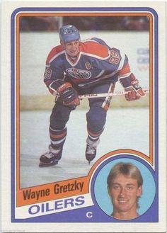 1984-85 Topps Wayne Gretzky #51