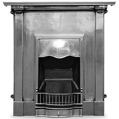 The Abingdon Complete Cast Iron Fireplace