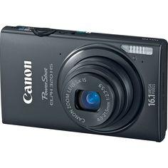Canon PowerShot 16.1 MP Camera