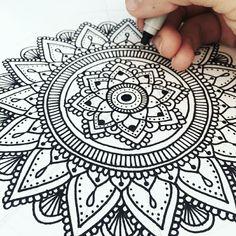 Mandala Design..