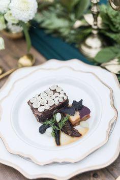 Intimate Garden Wedding Durning Covid | ElegantWedding.ca Wedding Food Catering, Wedding Food Stations, Wedding Reception Food, Wedding Shoppe, Magical Wedding, Garden Wedding, Cake, Sweet, Desserts