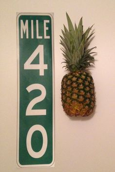 Hey, I found this really awesome Etsy listing at https://www.etsy.com/listing/223330792/mile-marker-420-posterlarge-sticker