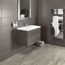 Vermont Bathroom Vanity Units and Sink Units With Basins | bathstore Vermont 800 basin and grey avola wall mounted vanity unit SEAN LOVES