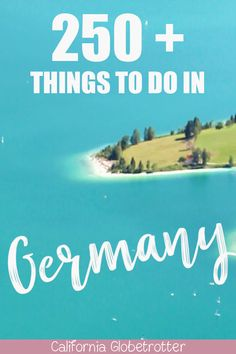 ULTIMATE List of Things to Do in Germany | Things to See in Germany | Things to Eat in Germany | Things to Buy in Germany | German Souvenirs to Buy | Best Places to See in Germany | Sights to See in Germany | Germany's Main Attractions | Activities to do in Germany | Family-friendly Things to do in Germany | Outdoor Activities in Germany | Things to do in Northern Germany | Eastern Germany | Western Germany | Southern Germany | Unusual Things to do in Germany - California Globetrotter Europe Travel Guide, Europe Destinations, Travel Guides, Amazing Destinations, Visit Germany, Germany Travel, Stuff To Do, Things To Do, Berlin