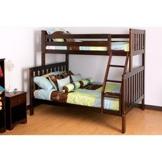 19 Best Bunk Beds And Daybeds Images On Pinterest Child Room Full