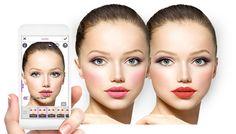 Makeup App | Makewalls co
