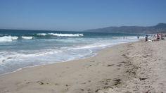 Malibu beach beach