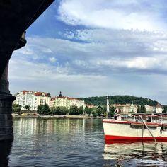 PragueVltavaPraha