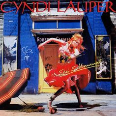 Cyndi Lauper's 'She's So Unusual' is full of exuberant, razor-sharp dance pop and became the first debut by a female performer to score four Top Five hits.