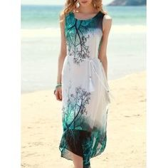 SHARE & Get it FREE | Bohemian Style Sleeveless Printed Women's DressFor Fashion Lovers only:80,000+ Items • FREE SHIPPING Join Twinkledeals: Get YOUR $50 NOW!
