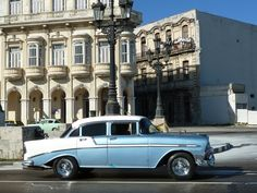 Oldtimer in Havana. Gorgeous by MW