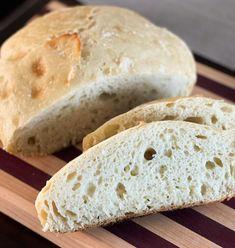 Delicious Homemade Crusty Bread