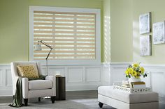 Graber Blinds Layered Shades with Continuous-Loop Lift: Culebra, Wren 4742