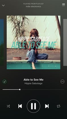 """Hippie Sabotage- """"Are you Able To See Me"""""""