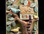 Ceramic Tile,  Treehouse