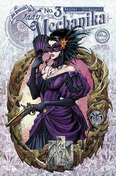 Lady Mechanika Masquerade by ~joebenitez on deviantART