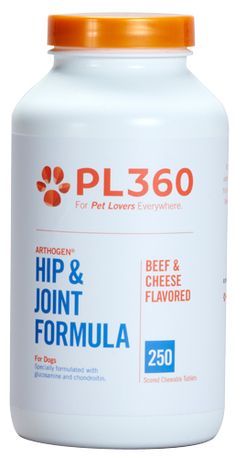 Arthogen Hip & Joint Formula for Dogs provides a supplement for dogs in need of joint care in a palatable beef and cheese flavored tablet. Get free shipping at Affordable Vet pet supply.