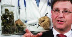 "Here's the latest quote, November 2015, on marijuana from newly installed DEA chief Chuck Rosenberg: ""What really bothers me is the notion that marijuana is also medicinal — because it's not..."