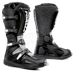 Forma Terrain Motocross Boots - Black Size UK 10.5 [Euro 45]