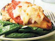 La receta popular: pollo a la florentina