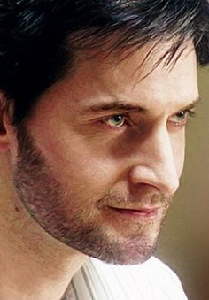 """Richard Armitage - This is from """"Moving On"""". He is such a stinker here, but so lovely. In real life, could she have walked away?"""
