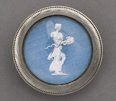 English Birmingham button, ca. 1780 - 1820