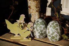 jaja ceramiczne duże