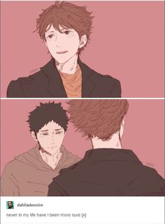 Just The way Iwa looks at him