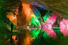 Llechwedd Slate Caverns Family Ticket