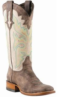 Lucchese 1883 HORSEMAN M3611TW Cafe - These are awesome! I want these! love love love!