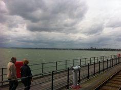 worlds longest pier , South-end Central,UK